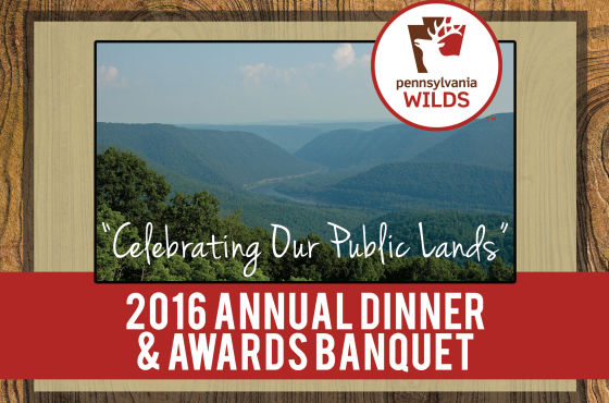 PA Wilds Dinner & Awards Banquet