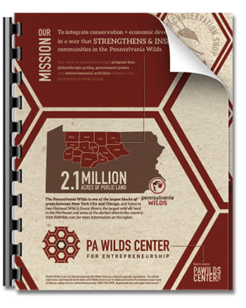 PA Wilds Center Brochure