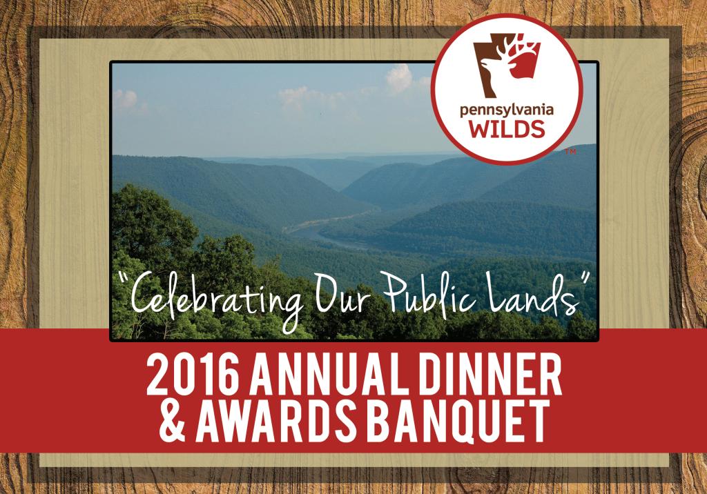 PA Wilds Dinner & Awards Banquet