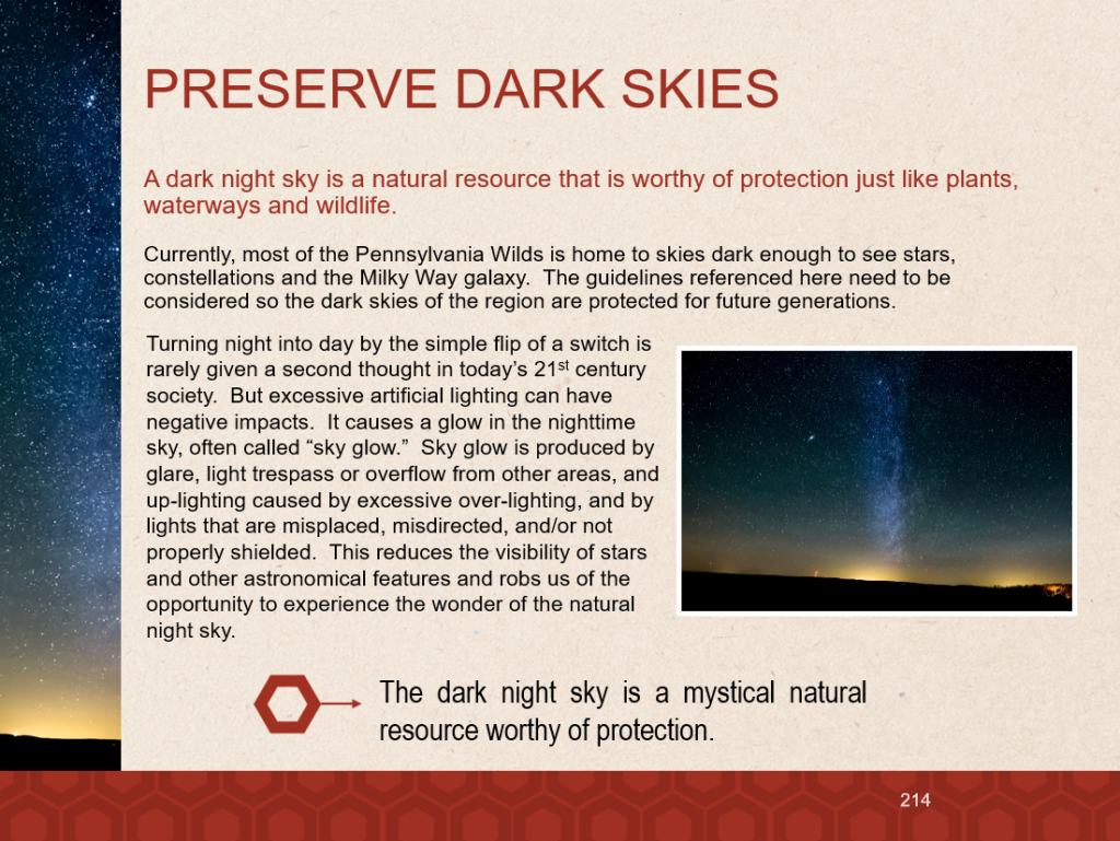 PA-Wilds-Design-Guide-Second-Edition-Dark-Sky-Preservation