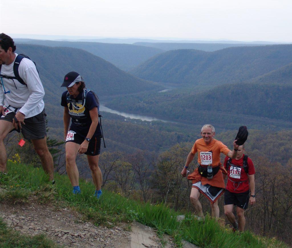 Hyner View Trail Challenge/Photo Courtesy Clinton County Economic Partnership
