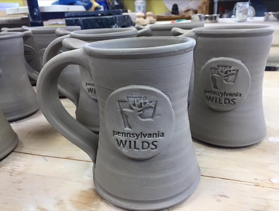 Hughes Pottery