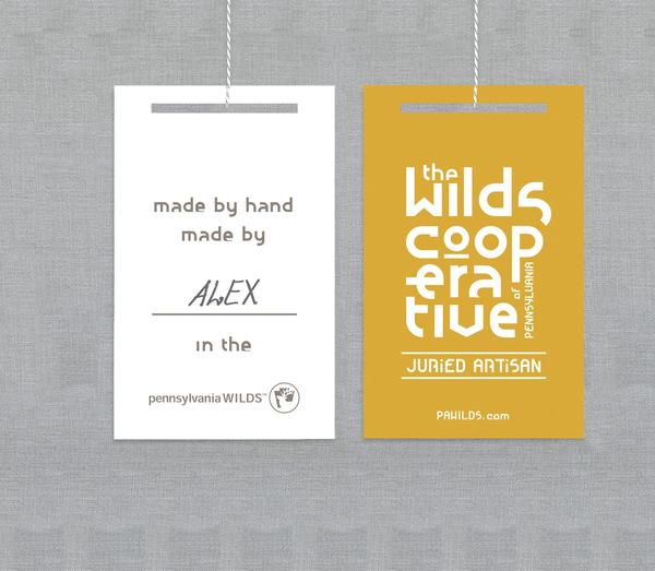 Hang tags by Laughing Owl Press