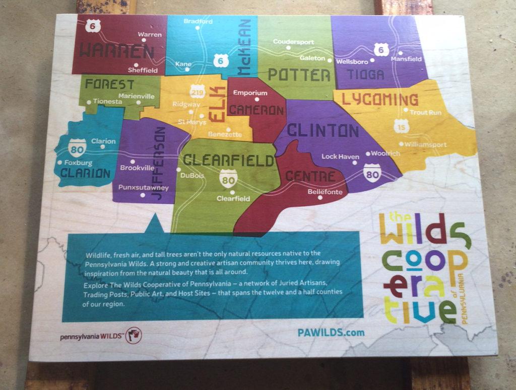 Maps by Elkwood Arts