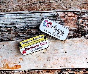Custom business labels