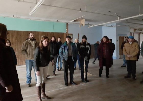 Media Lab tour